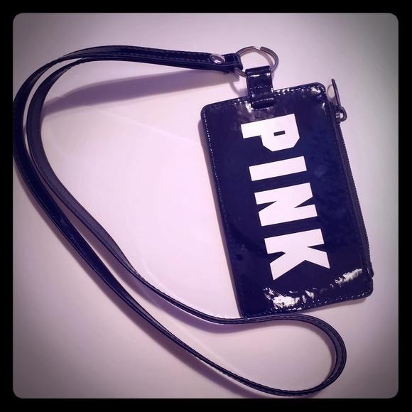 PINK Victoria's Secret Accessories - PINK LANYARD NWOT